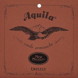 Aquila Nylgut Ukulele Strings Set – Baritone 8 string