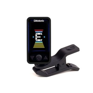D'Addario Eclipse Tuner in Black.