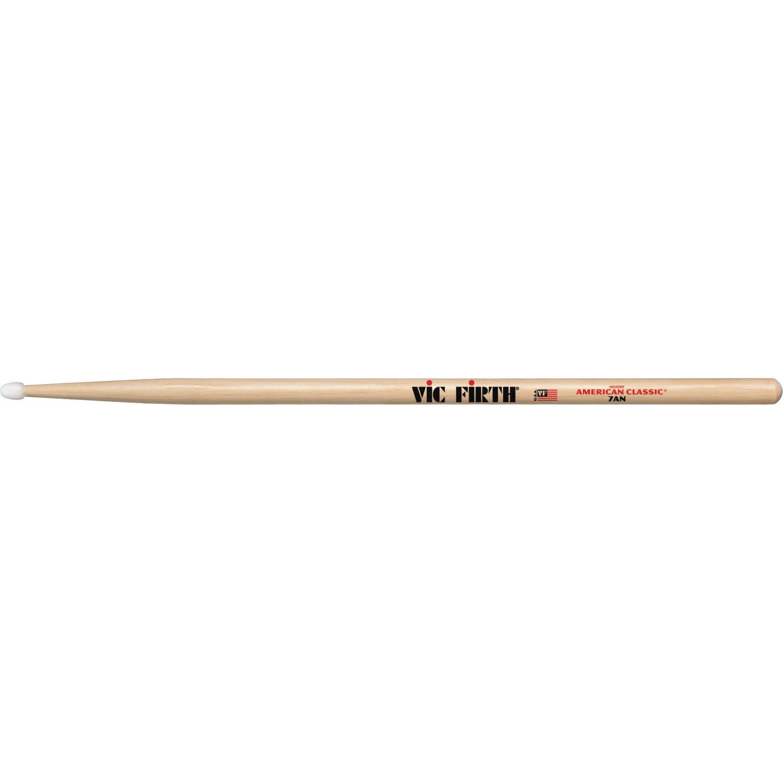 Vic Firth American Classic 7an Nylon Tip Drum Sticks