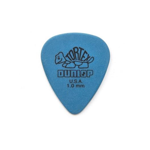 jim dunlop 418 standard tortex blue guitar pick. Black Bedroom Furniture Sets. Home Design Ideas