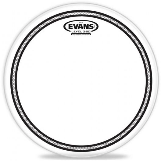 evans ec2 clear sst batter drum head 14. Black Bedroom Furniture Sets. Home Design Ideas