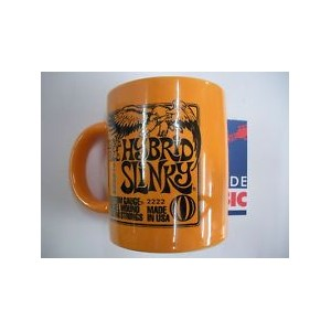 Ernie ball strings drinks mug, collectable. Hybrid Slinky