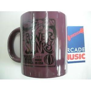 Ernie ball strings drinks mug, collectable. Power Slinky
