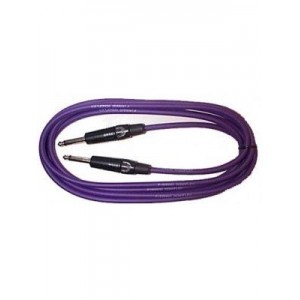 Piranha Professional Instrument Cable 6 metre – Purple
