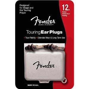 Touring ear plugs