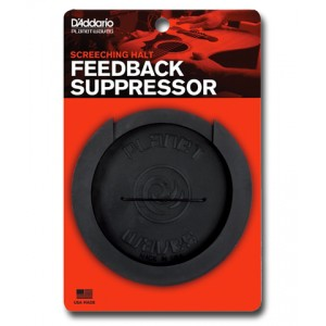 D'Addario screeching halt feedback suppressor.