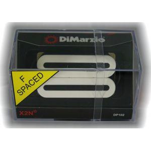 DiMarzio DP102 - X2N F spaced White