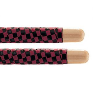ProMark Stick Wrap. Red and White Check