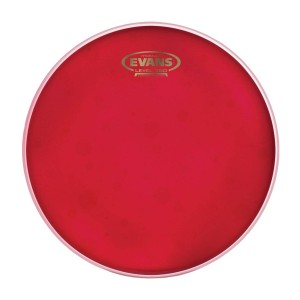 "Evans Hydraulic Black Batter Drum Head – 12"""