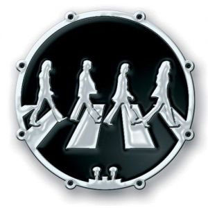 Beatles Abby Road badge