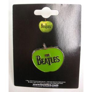 Beatles apple logo pin badge.