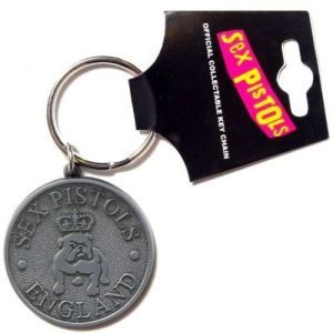 The sex pistols keyring.