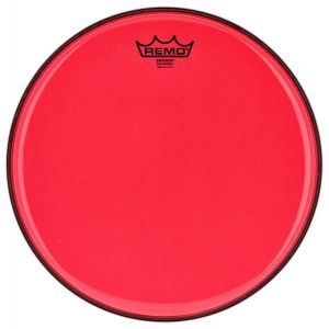 "Remo 12"" Emperor Colortone Red"