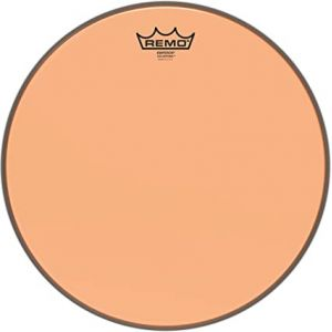 "Remo 14"" Emperor Colortone Head Orange"