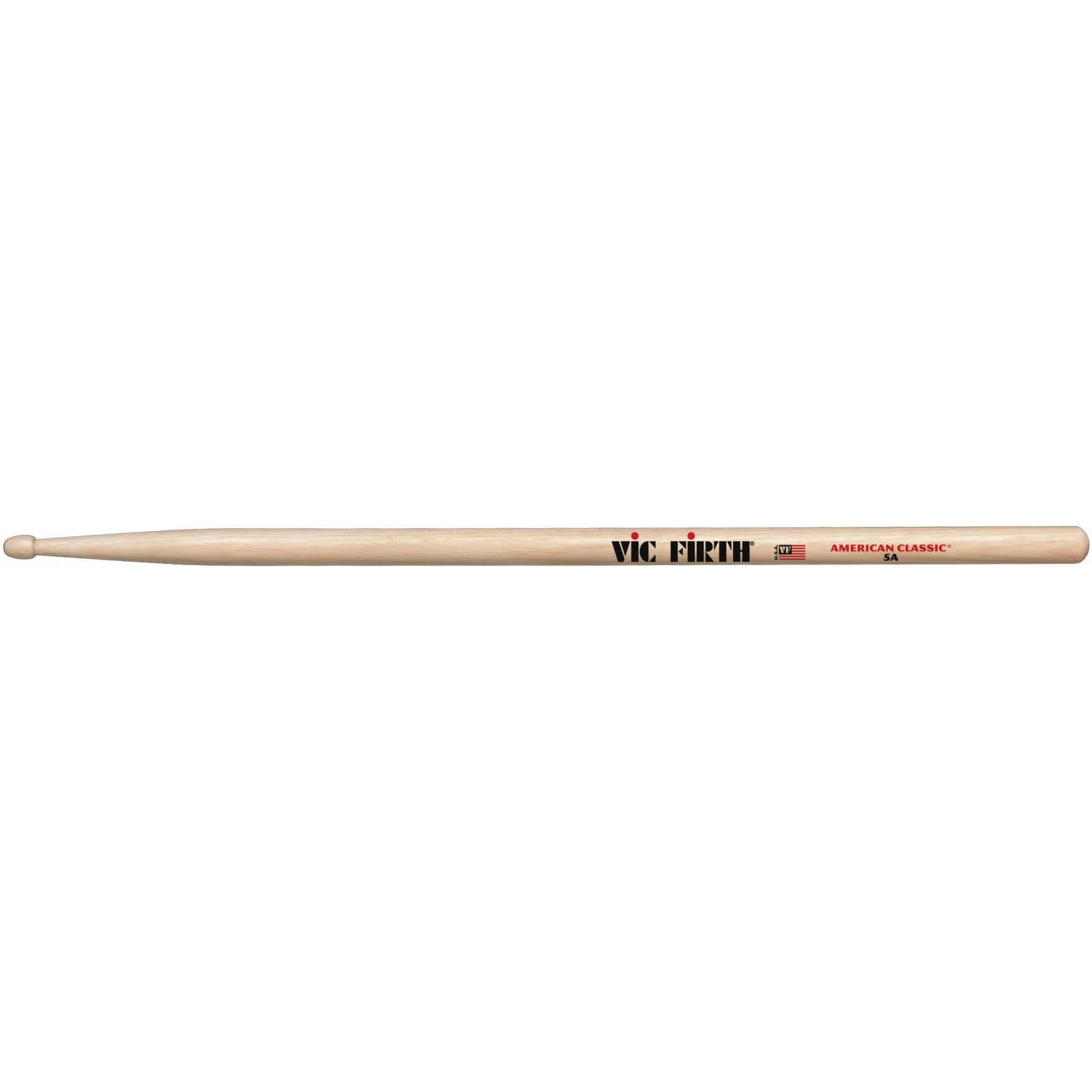Vic Firth American Classic 5a Wood Tip Drum Sticks