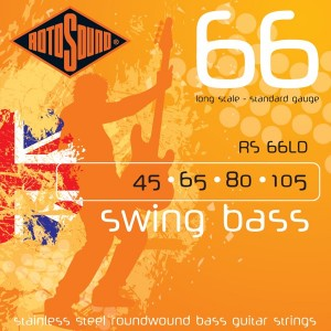 Rotosound Swing Bass 45-105 Bass Guitar Strings