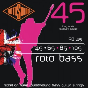 Rotosound Rotobass 45-105 Bass Guitar Strings