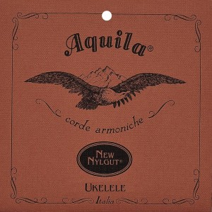 Aquila Nylgut Ukulele Strings Set – Concert regular