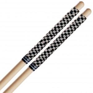 ProMark Stick Rapp Wrap in Black and White Check