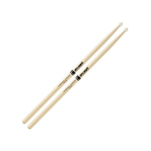 Promark 808 Hickory Nylon Tip Drum Sticks